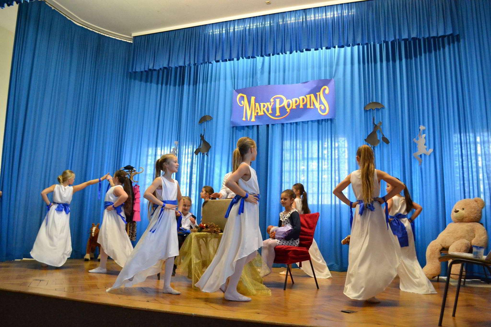 Ballettschule Letizia Costa - Mary Poppins